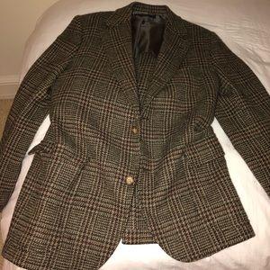 Vintage original handmade tweed brooksbrother